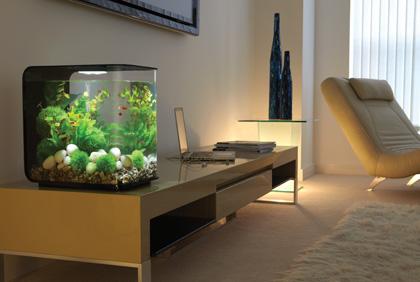 biOrb FLOW(バイオーブ フロー)立ち上げと日頃の管理の両面において本当に簡単なアクアリウムを実現した水槽です。アクアリウムを開始するために必要なすべての物はセットに含まれています。その中にはOase社の厳しい品質基準に適合するbiOrbろ過システム、そして内蔵のLEDライトが含まれます。